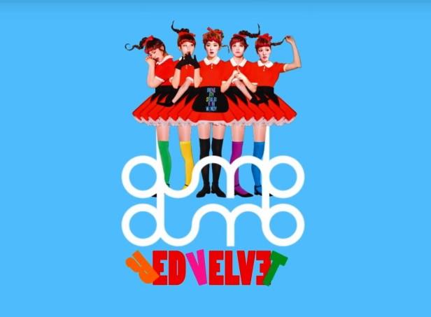 Red Velvet Dumb Dumb - Banner