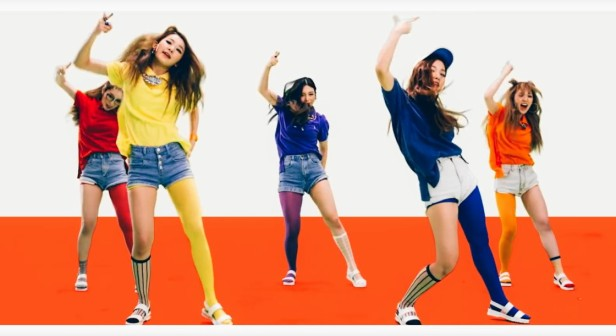Red Velvet Dumb Dumb - Dance