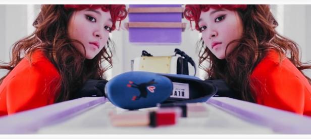 Red Velvet Dumb Dumb - Stare