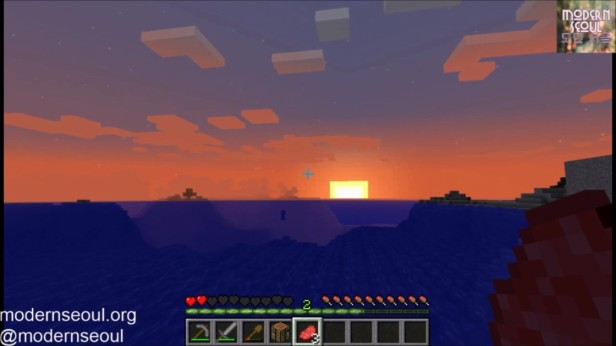 Sunrise Minecraft vs. The Wild Day 3