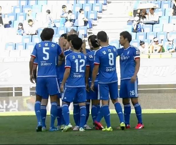 Suwon Bluewings before KO September 2015