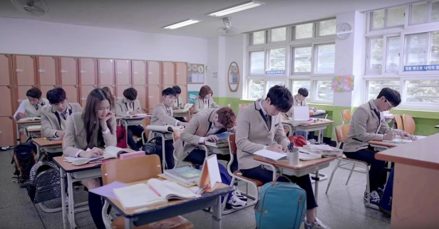 BTOB Way Back Home - Story Classroom