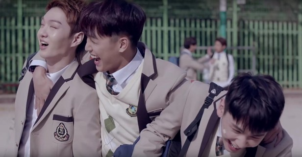 BTOB Way Back Home - Story School