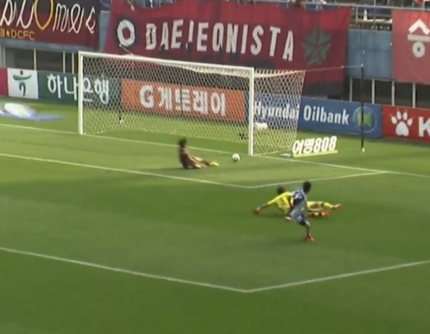 Busan Goal vs. Daejeon Oct 15
