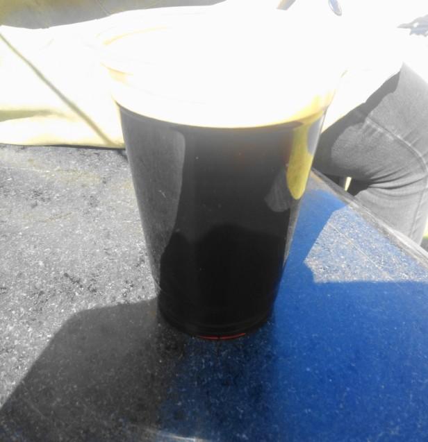 Great Korean Beer Festival 2015 czech dark beer merlin