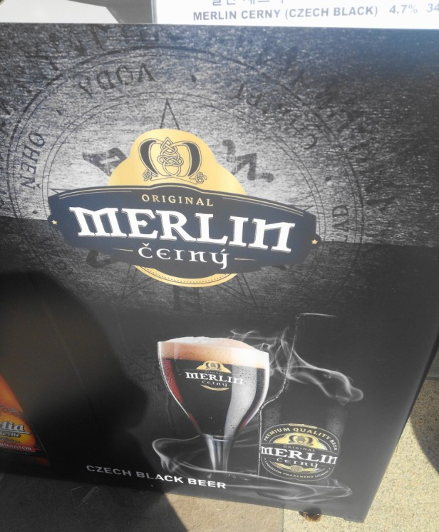 Great Korean Beer Festival 2015 Merlin Cerny