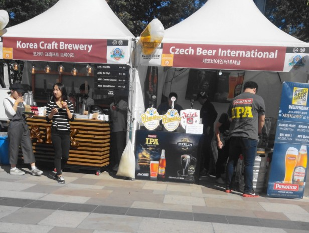 Great Korean Beer Festival 2015 Seoul