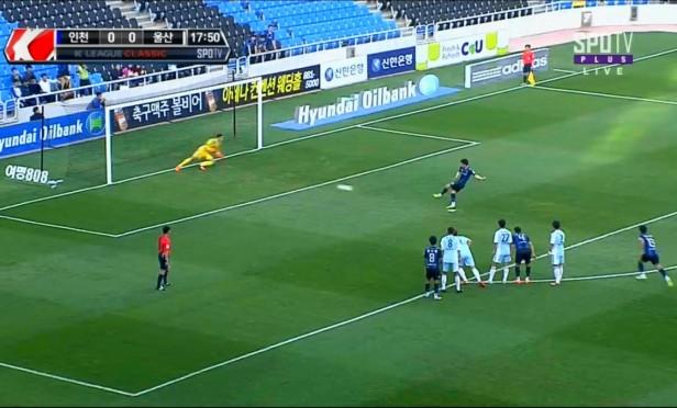 Incheon United vs. Ulsan Oct 17th 2015