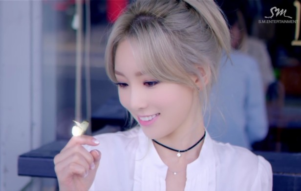 Taeyeon I - Butterfly