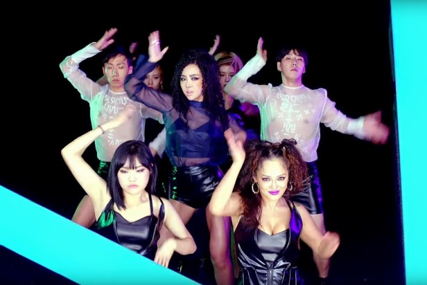 Brown Eyed Girls Brave New World - Dance 2