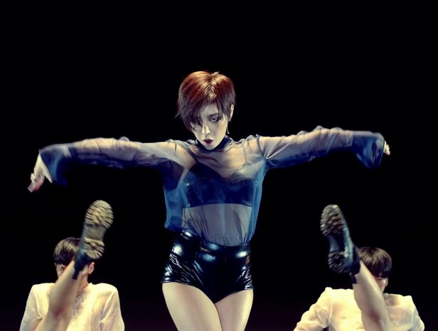 Brown Eyed Girls Brave New World - Dance