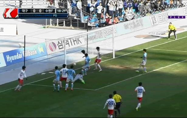 Daegu vs. Suwon City FC - Suwon Goal