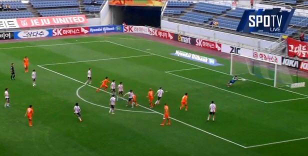 Jeju United vs. FC Seoul Goal