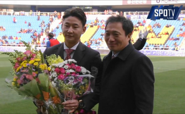 Lee Chun Soo Farewell Game Incheon United 1