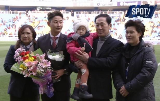 Lee Chun Soo Farewell Game Incheon United 2