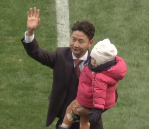 Lee Chun Soo Farewell Game Incheon United