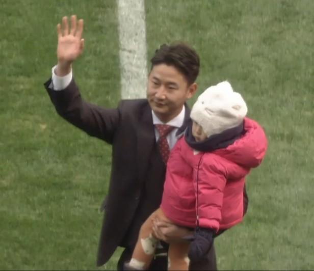 Lee Chun Soo Farewell Game Incheon United