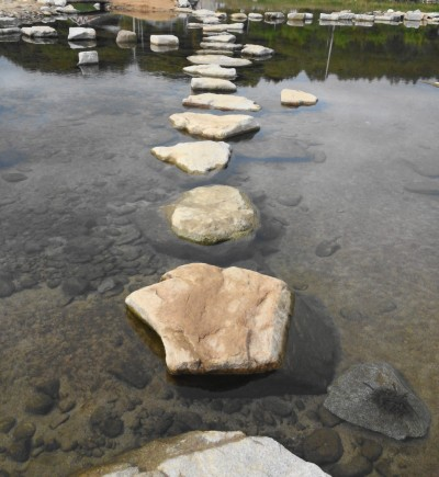 Stepping Stones Gangwon-do