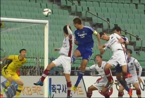 Ulsan Hyundai Kim Shin Wook Goal vs. Daejeon