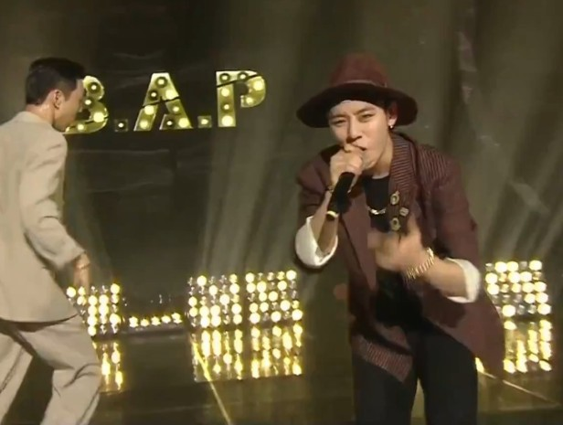 B.A.P Be Happy Live - Rap