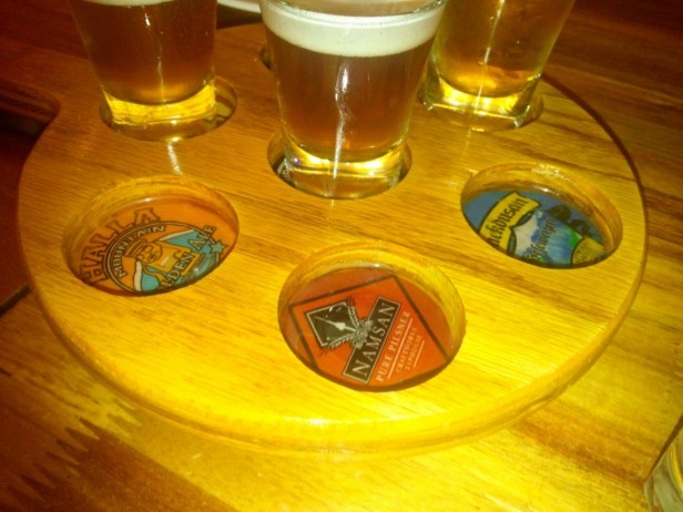 Craftworks Seoul namsan halla beers