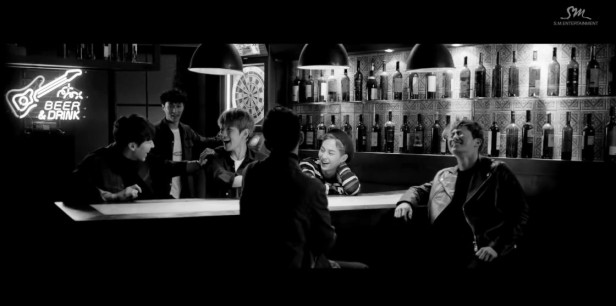 EXO Sing For You - Group Korean Bar