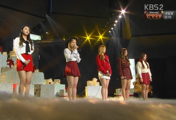 Red Velvet Wish Tree - Group Live
