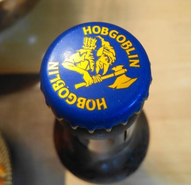 Wychwood Hob Goblin Beer Korea bootlecap