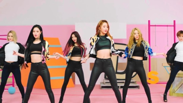 Dalshabet Someone Like You - Dance