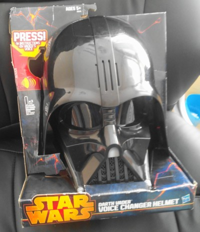 Darth Vader Mask Homeplus Korea Star Wars