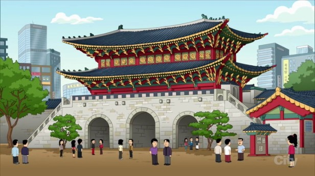 Family Guy Korean Episode Palace