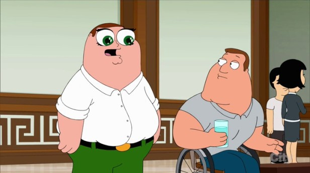 Family Guy Korean Episode Surgery
