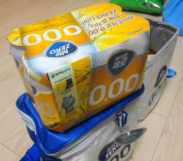 GMarket November December 2015 Hite Non-alcoholic beer