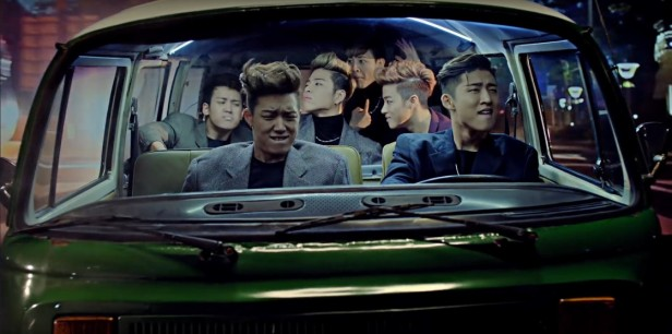 ikon dumb and dumber - car group
