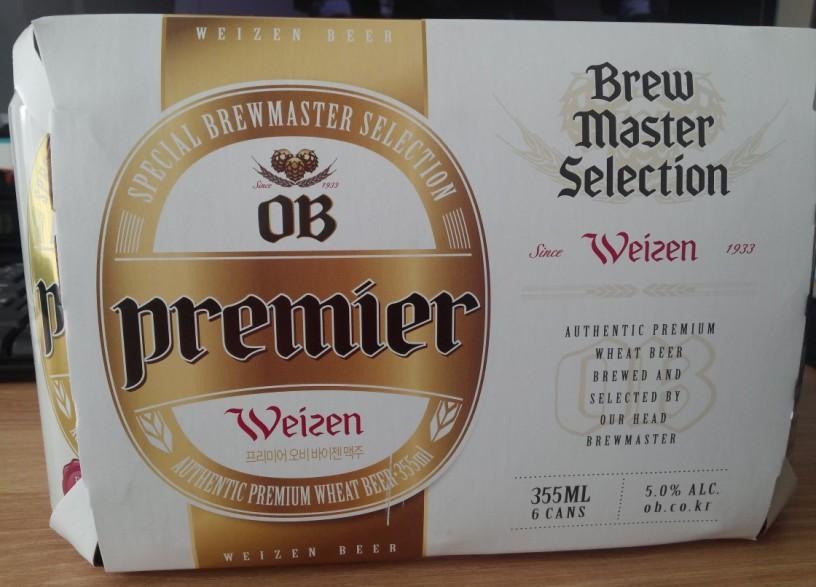 OB Premier Weizen