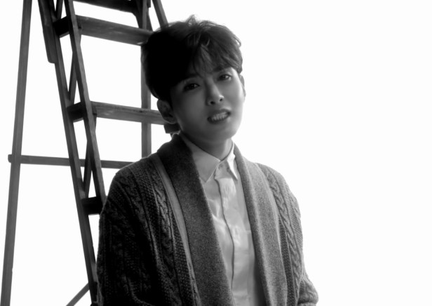 Ryeowook The Little Prince - Black and White