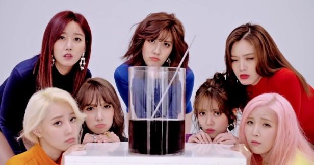 Rainbow Whoo - Group sad