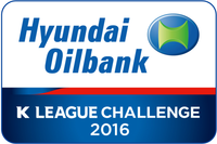 K League Challenge 2016 logo