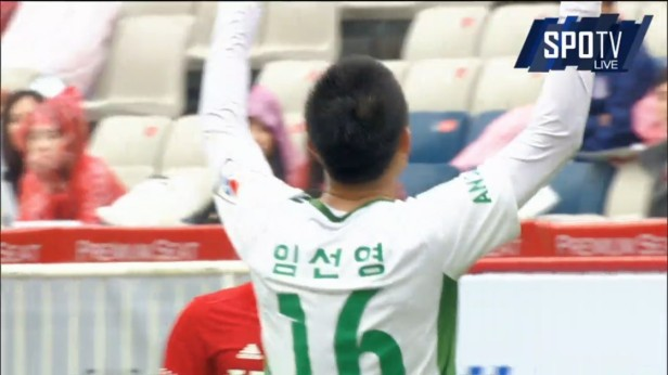 K League Challenge 26-3 Ansan Goal