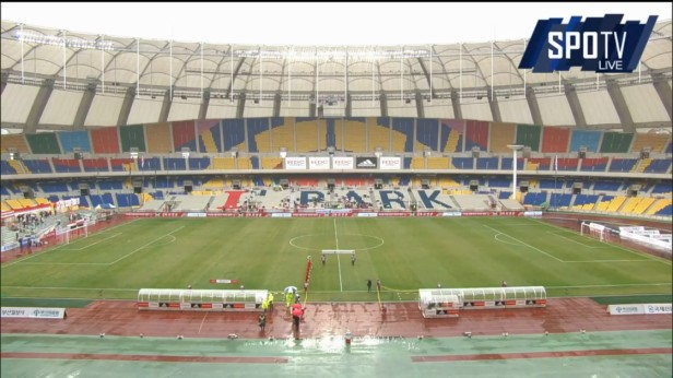 K League Challenge 26-3 Busan World Cup Stadium