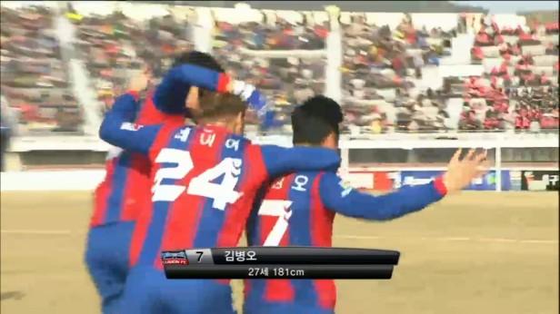 Suwon FC vs. Seongnam FC March 16 (1)