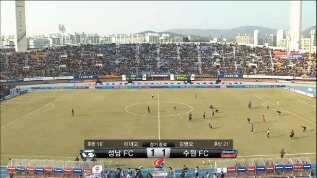 Suwon FC vs. Seongnam FC March 16 (3)