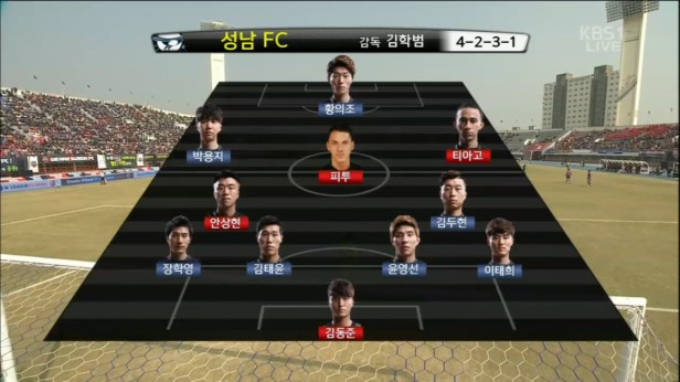 Suwon FC vs. Seongnam FC March 2016 (1)