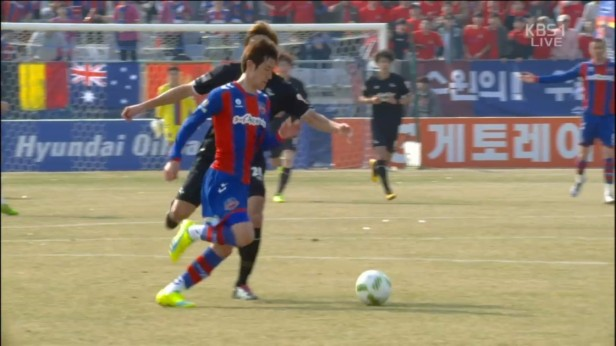 Suwon FC vs. Seongnam FC March 2016 (3)