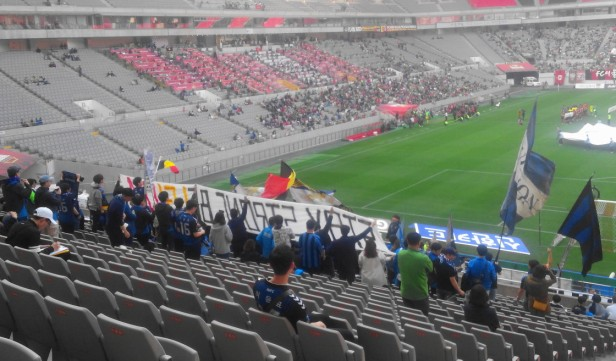 FC Seoul vs. Incheon United April 2016