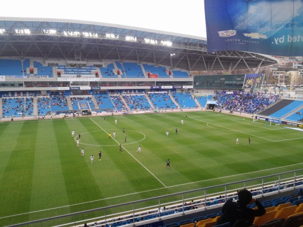 Incheon United v Suwon Bluewings April 16th