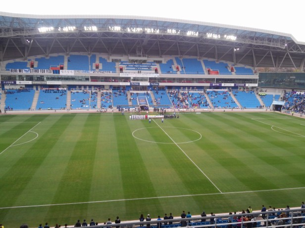Incheon United v Suwon Bluewings Live