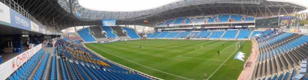 Incheon United v Suwon Bluewings pano