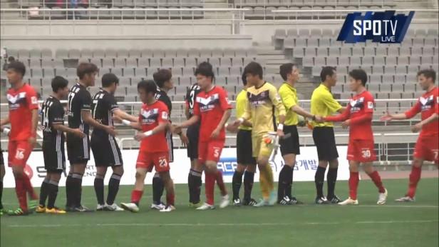 K League April 10th Goyang v Busan