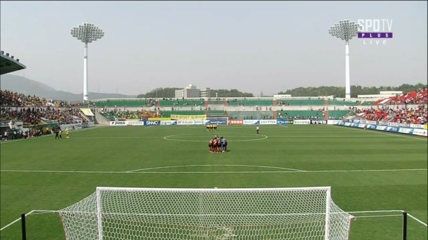 K League April 10th Jeonnam v Seoul